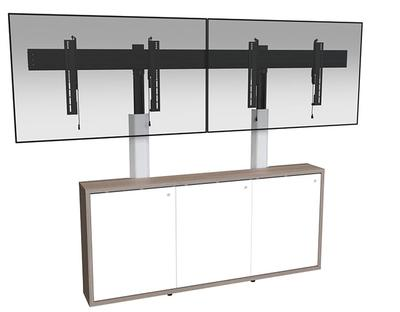 Middle Atlantic Enhances C3 Credenza Series with Chief Mounts