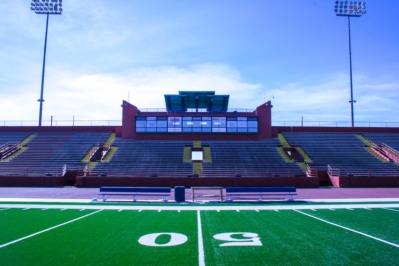 Milne Stadium Keeps it Contained with Community R-Series