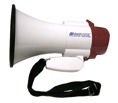 AmpliVox Expands Popular Line of Megaphones with