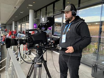 Sony Cameras Score for Minnesota United Thanks to Ease of Set Up, Resolution and Twin Cities' Loyalty