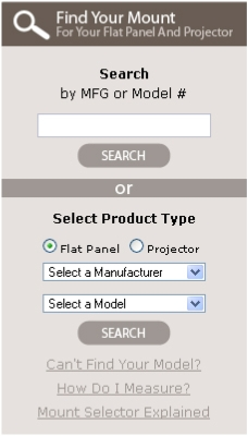Da-Lite Introduces Mount Selector Online Tool