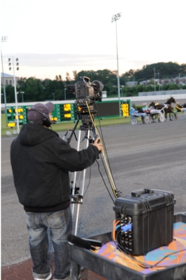 MULTIDYNE'S LiGHTBoX FIBER OPTIC FIELD TRANSPORT SYSTEM TAKES YONKERS RACEWAY HD VIDEO TO THE FINISH LINE