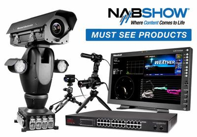 MUST SEE NAB: Innovative New Products From Marshall Electronics