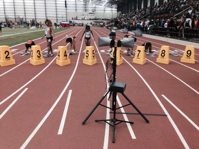 AmpliVox Provides Sound Support for NAIA Indoor Track & Field Championships