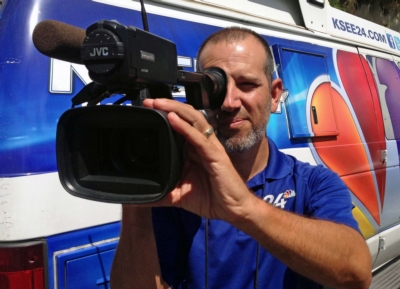 FRESNO DUOPOLY KSEE/KGPE ADDS MORE LIVE ENG COVERAGE WITH JVC GY-HM650 PROHD MOBILE NEWS CAMERAS