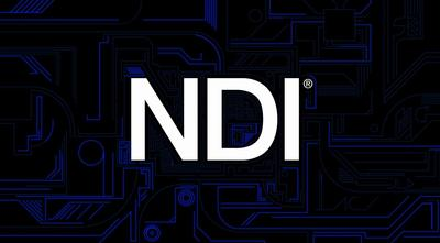 Major Advancement of NDI® Helps a World Connected by IP Video Through Mobile, Wireless, Augmented and Virtual Reality Applications
