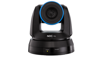 NewTek Ignites Live IP Revolution With World's First NDI® Native Camera