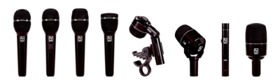 Electro-Voice launches new ND Series microphones at NAMM 2016