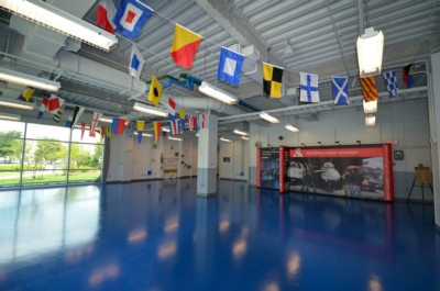 ASHLY AMPLIFIERS POWER STATE-OF-THE-ART NATIONAL FLIGHT ACADEMY IMMERSIVE LEARNING CENTER