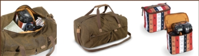 Africa Medium Duffle Highlighted in Gift Guide