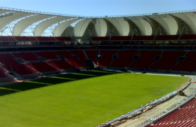Electro-Voice and Prosound help Nelson Mandela Bay Stadium Prepare for 2010 FIFA World Cup