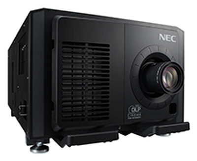 NEC Display Solutions Announces World's First Digital Cinema Projector with Replaceable Laser Module