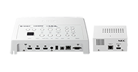 NEC DISPLAY LAUNCHES POWERFUL MEDIA SWITCHES TO ENABLE GREATER COLLABORATION