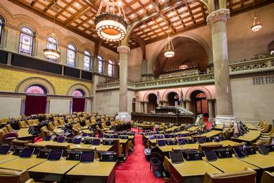Audix Microphones Prove Central to NY State Assembly Chamber Renovation