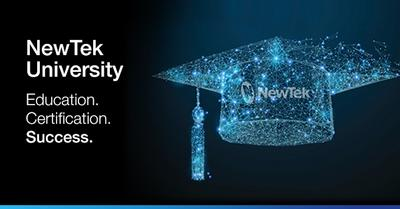 NewTek Launches Official Product Training And Certification; Online, OnDemand, 24/7