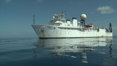RTS systems help NOAA vessel Okeanos Explorer explore the ocean floor