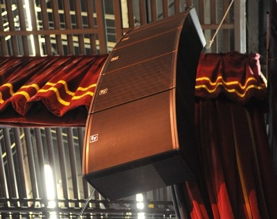 Newest EV Line-Array Squeezes into one of Norfolk, England's Oldest Theatres