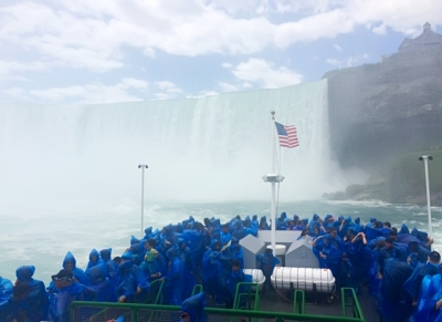 Niagara Falls No Match For One Systems Direct Weather Loudspeakers