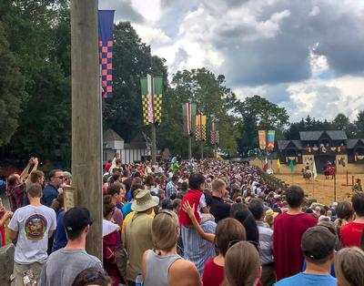 Maryland Renaissance Festival Comes Alive With One Systems Loudspeakers