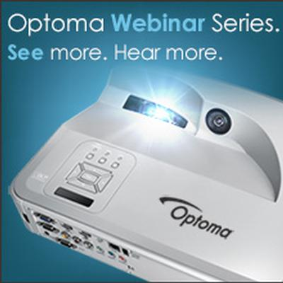 New Optoma Webinar Series