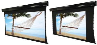 New Osprey Dual Mode 16:9 & 2.35:1 Tandem Projection Screen