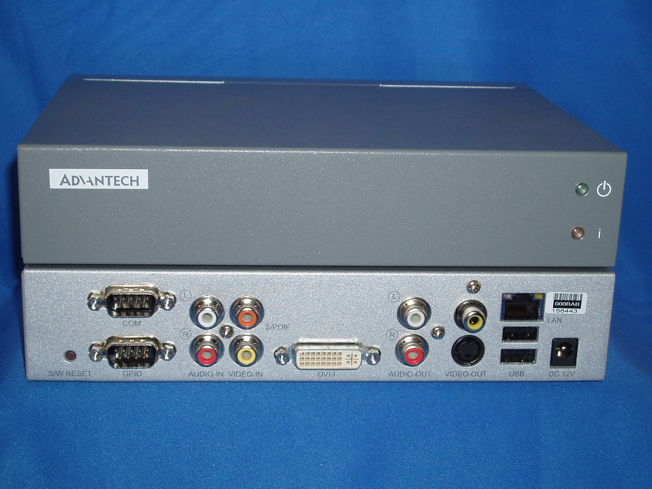 Visix Delivers Embedded Media Appliance