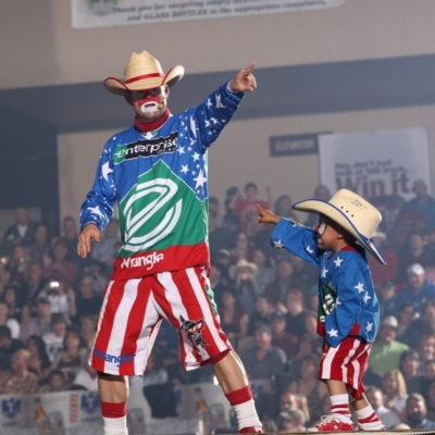 PROFESSIONAL BULL RIDERS SELECT LECTROSONICS WIRELESS