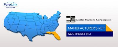 PureLink Signs Dobbs Stanford Corporation as New Rep Firm