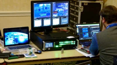 PM Lighting and Productions uses Analog Way's new NeXtage 16 in its first US show