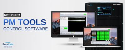 PureLink Offers Complementary Control Software for its Matrix Switchers