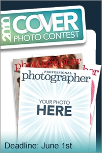 2010 Professional Photographer Magazine Cover Contest
