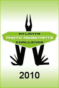 PPR (Professional Photographic Resources) 3rd Annual Photo Assistants Challenge
