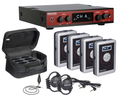Media Vision Introduces Assistive Listening Product Line