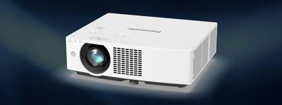 Panasonic Introduces World's Smallest and Lightest Portable LCD Laser Projectors