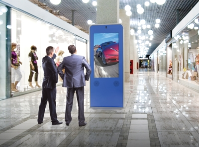 Peerless-AV® Announces Availability of New Line of Portrait Kiosk Enclosures