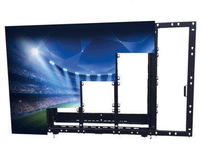 Peerless-AV® Announces Unique LED Wall Mounting System