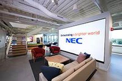 NEC DISPLAY SOLUTIONS UNVEILS NEW HEADQUARTERS AND BRIEFING CENTER