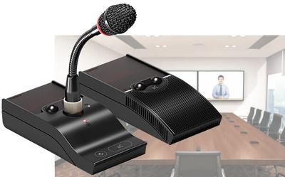 New Wireless Discussion Microphones Bring Digital Infrared Audio Quality to the Mainstream.
