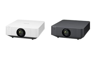 Sony Introduces Two Laser Projectors Using Newly Developed LCD Panels to Deliver High-contrast Images with Enhanced Clarity for Universities, Corporat