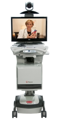 Polycom® RealPresence® Practitioner Cart® 8000 Now Available on the GSA Schedule