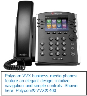 Polycom Expands Portfolio of Polycom® VVX® Business Media Phones to Improve Productivity of Office Workers, Ships Its 10 Millionth Audio Device