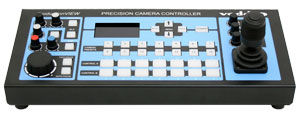 Vaddio Introduces New ProductionVIEW Precision Camera Controller at WFX 2008
