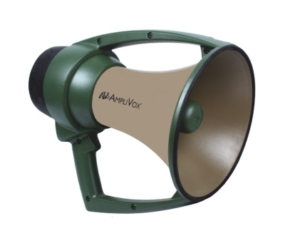 "AmpliVox Introduces its First Waterproof ""Made in USA"" Megaphone"