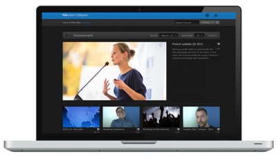 Haivision launches the Calypso Enterprise Video Platform, bringing companies an easier way to access video across multiple office locations