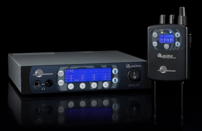 LECTROSONICS DEBUTS QUADRA DIGITAL WIRELESS MONITOR