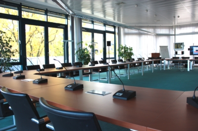 beyerdynamic's new Quinta conference system at the Berlin-Brandenburg Broadcasting Corporation