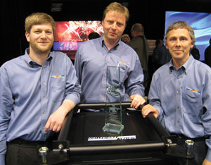 DIGITAL PROJECTION'S TITAN WINS INFOCOMM / RENTAL & STAGING PRODUCT EXCELLENCE AWARD