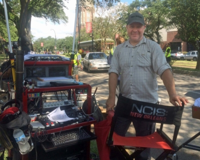 "LECTROSONICS ON LOCATION WITH CBS' HIT SHOW ""NCIS: NEW ORLEANS"""