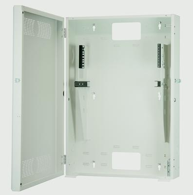 Lowell Line Expansion Includes Wall-Mount Cabinets With Dual-Bays To  Maximize Rack Space
