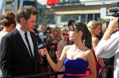 LECTROSONICS WIRELESS MIC TECHNOLOGY ON THE RED CARPET AT THE 2013 PRIMETIME CREATIVE ARTS EMMY® AWARDS